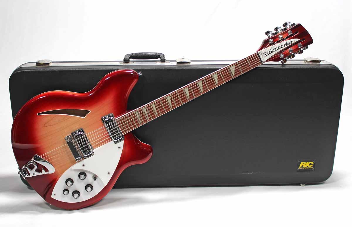 rickenbacker 360 12 2002 fireglo guitar for sale rickguitars. Black Bedroom Furniture Sets. Home Design Ideas