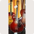 Gibson Style O 1920 Red Stain