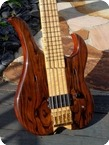 Linc Luthier 5 String Bass 2000