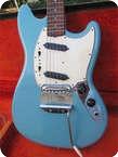 Fender Mustang 1965 Daphne Blue