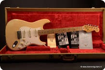 Fender Custom 1956 Stratocaster Cunetto Relic 1997 Blonde
