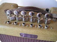 Kluson Deluxe DOUBLE LINE TUNERS FENDER 1964 Nickel