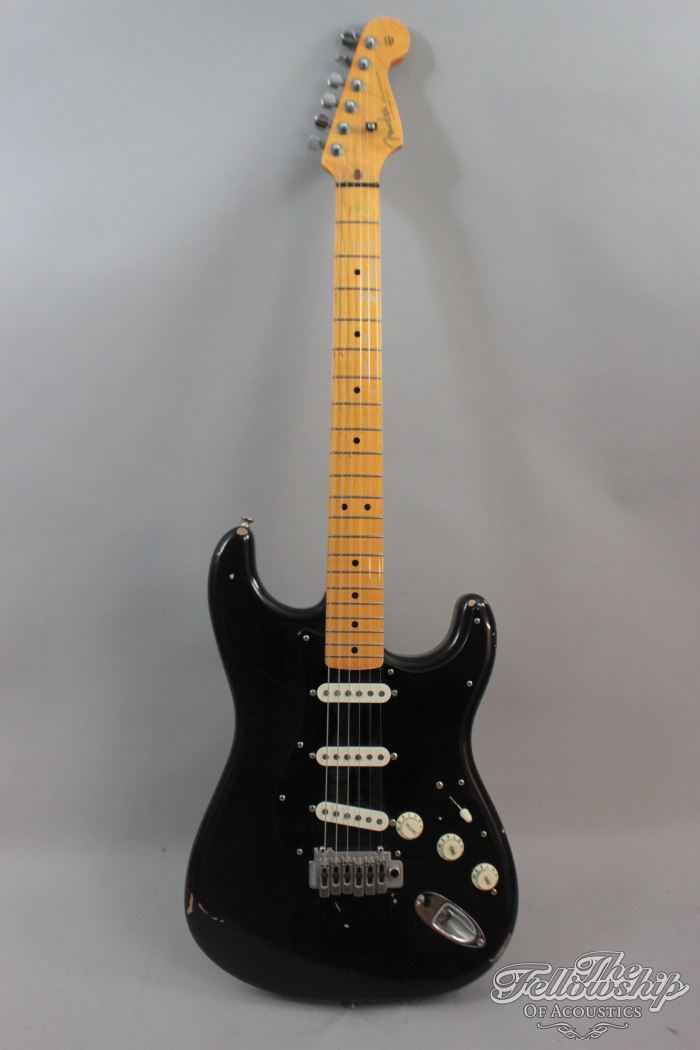 Fender Stratocaster David Gilmour Relic 2007 Guitar For Sale The ...