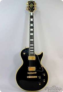 Gibson Les Paul Custom, Black Beauty 1968