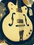 Gretsch White Falcon Bass 2014 White