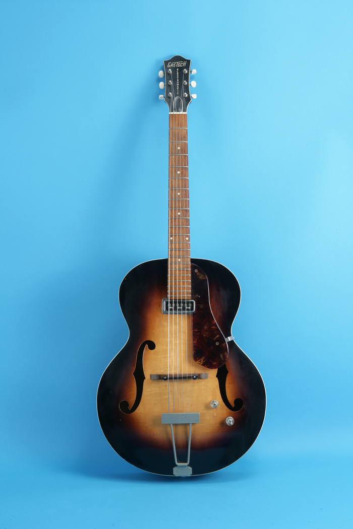 Gretsch 6182 Electromatic Corvette 1955 Sunburst Guitar For Sale Jay Rosen Music