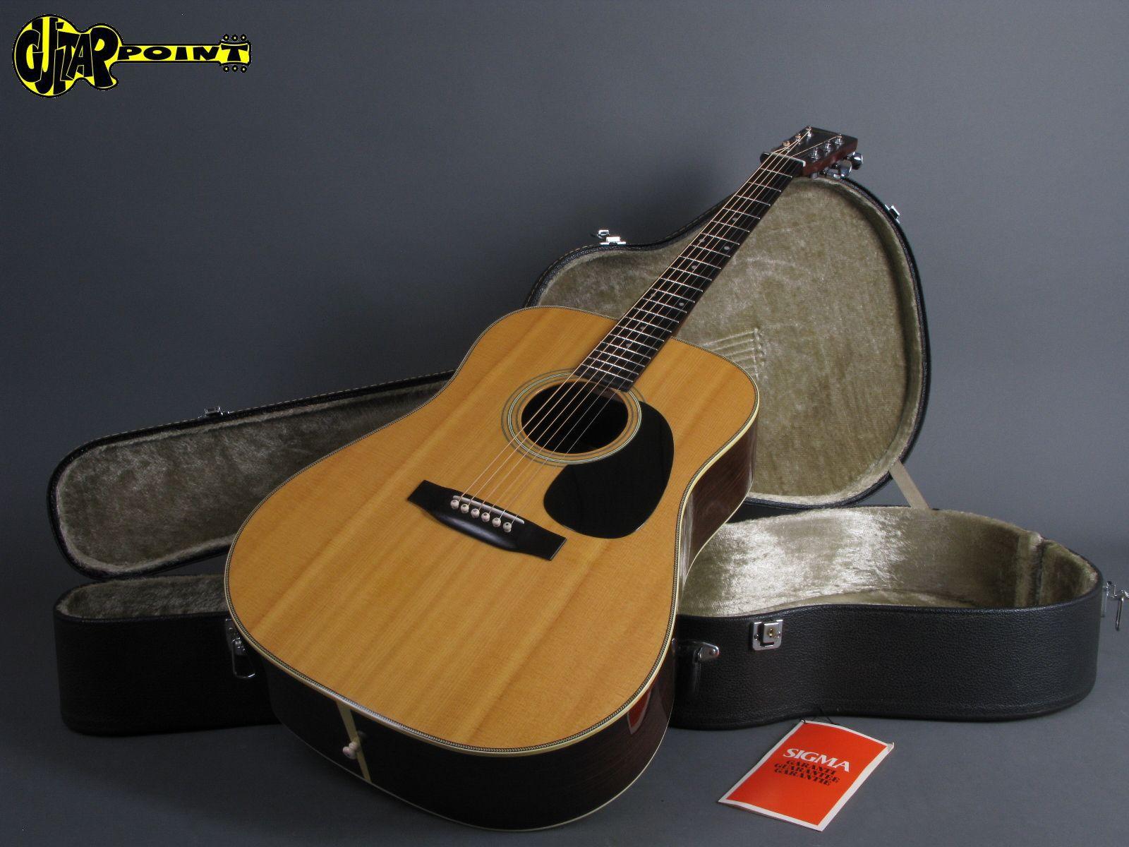 sigma martin dr 28 h 1979 natural guitar for sale guitarpoint. Black Bedroom Furniture Sets. Home Design Ideas