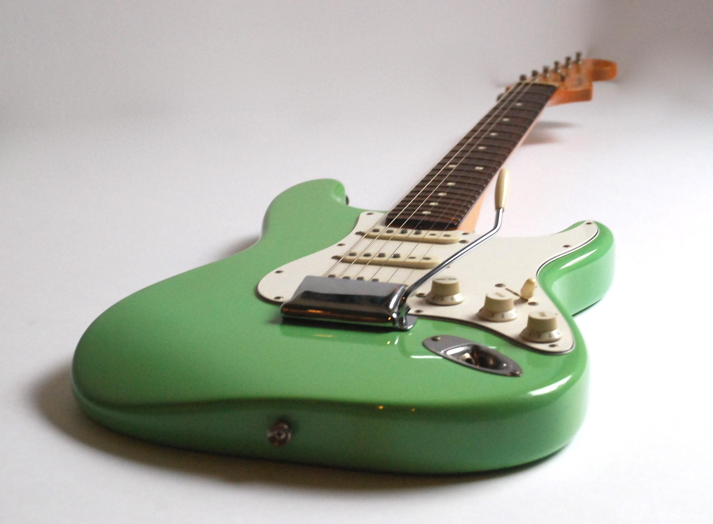 fender american vintage 39 62 stratocaster 2002 sea foam green guitar for sale bass n guitar. Black Bedroom Furniture Sets. Home Design Ideas