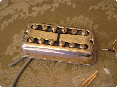 Gretsch Filter Tron 1960 Gold
