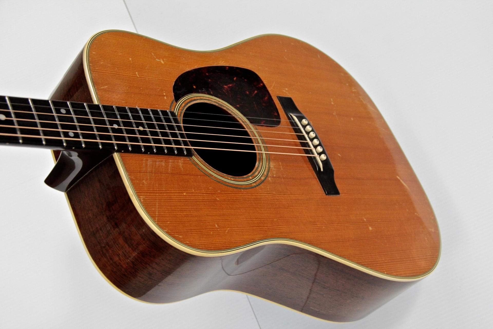 martin d28 1957 natural guitar for sale niles harper guitars. Black Bedroom Furniture Sets. Home Design Ideas