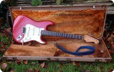 Fender Stratocaster 1961 Dakota Red
