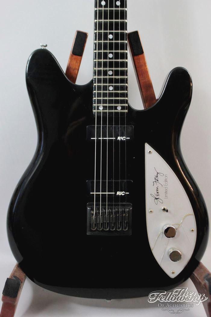 rickenbacker glenn frey 230gf limited maple jetglo 1992 guitar for sale the fellowship of. Black Bedroom Furniture Sets. Home Design Ideas