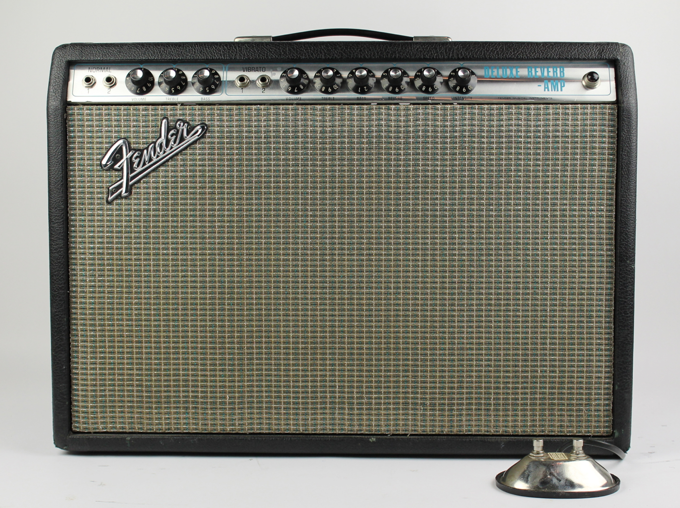 dating fender silverface amps new