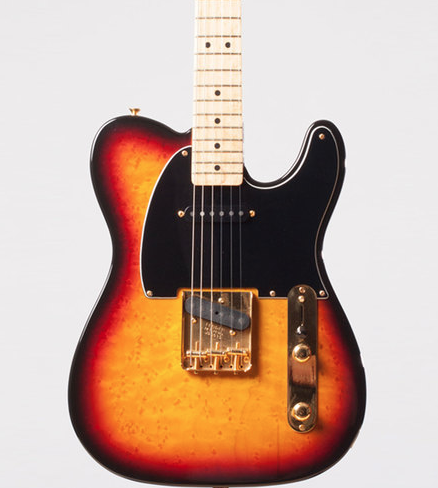 Fender Jerry Donahue Telecaster 1990 S Birdseye Maple Neck With Smooth V Carve Guitar For Sale