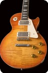 Gibson Style Custom Built Les Paul Standard Replica 2014 Sunburst