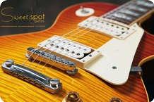 Gibson Custom Shop Les Paul Standard 1959 Historic Reissue R9 Custom Shop DaPra Burst 2000 Da Pra Burst