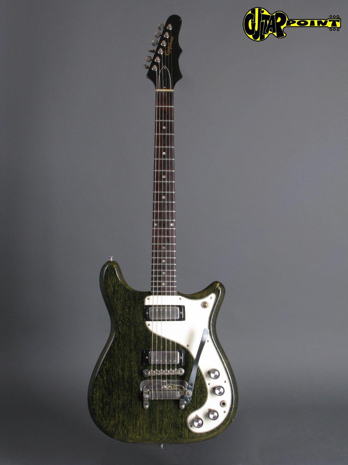 C Fox Guitar For Sale Epiphone Wilshire 1965...