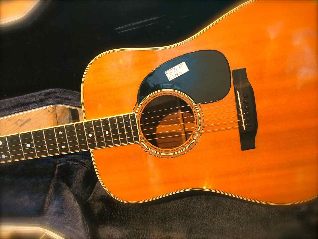 martin d 35 2014 natural guitar for sale beat it music. Black Bedroom Furniture Sets. Home Design Ideas