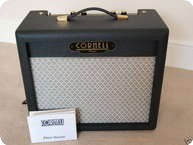 Cornell Plexi 7 2011 Black Tolex
