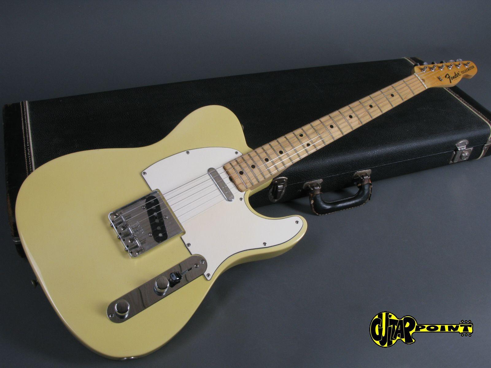 fender telecaster 1970 blond guitar for sale guitarpoint. Black Bedroom Furniture Sets. Home Design Ideas