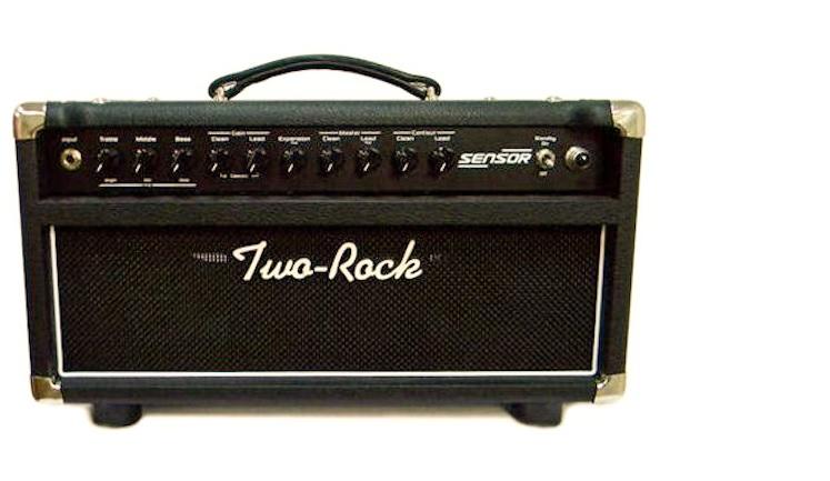 two rock sensor 50 w 6l6 head 2014 amp for sale max guitar. Black Bedroom Furniture Sets. Home Design Ideas