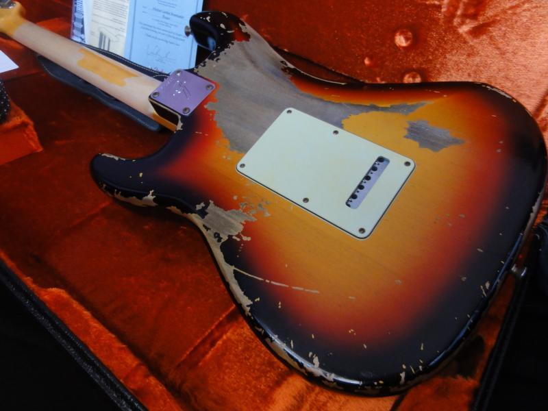 Fender Stratocaster Michael Landau 1968 Heavy Relic Custom