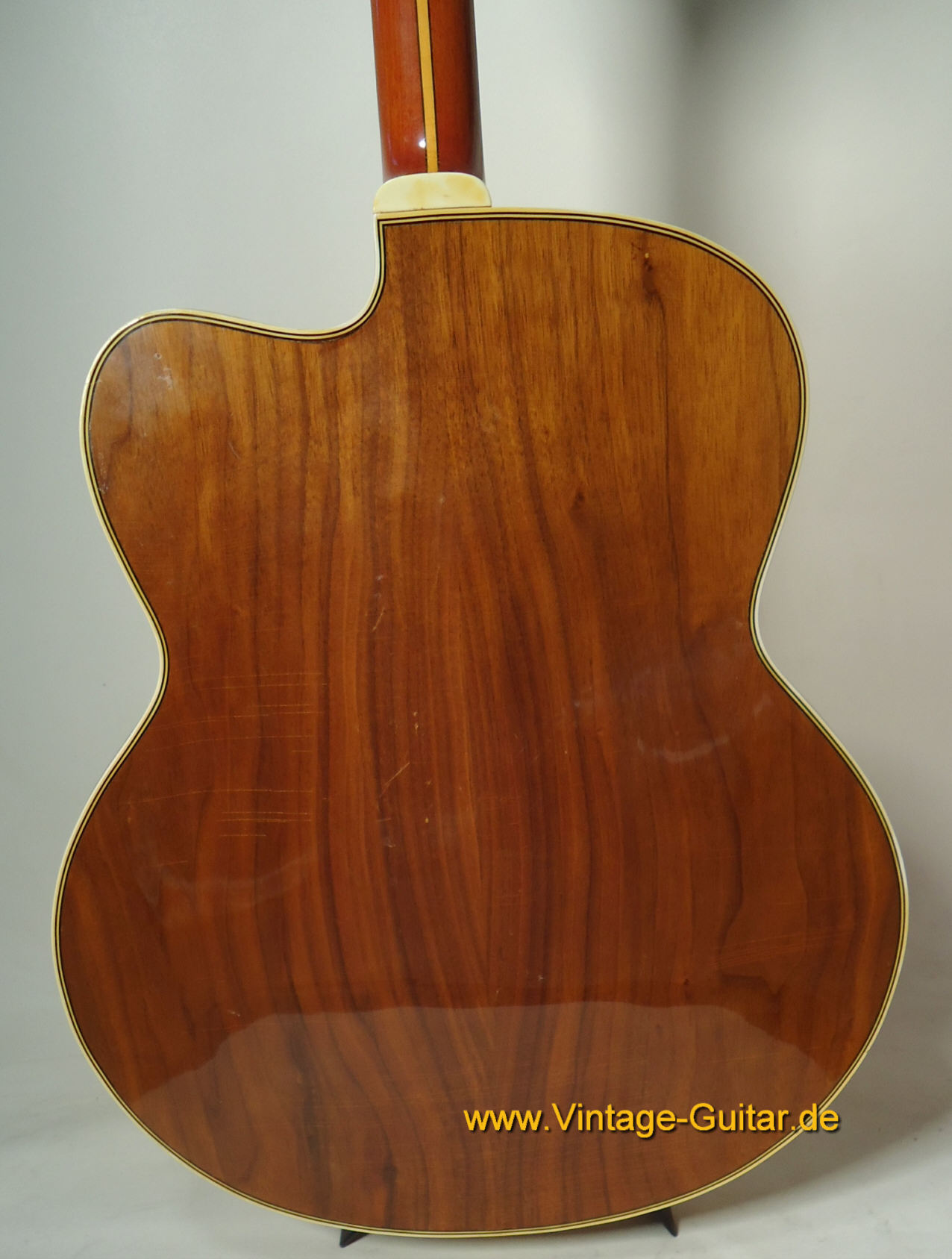 Levin Archtop Guitar Model De Luxe 1949 Natural Guitar For