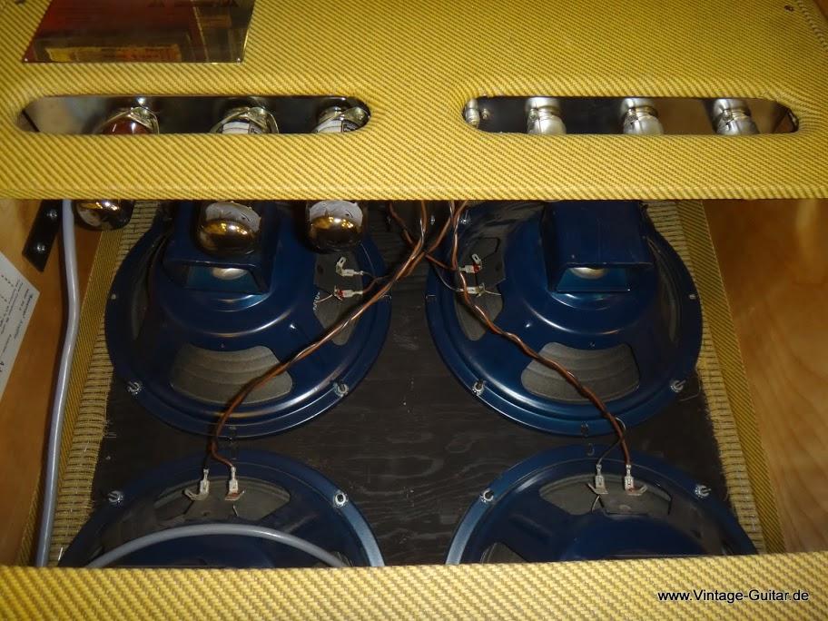 fender bassman 39 59 reissue 1990 tweed amp for sale vintage guitar oldenburg. Black Bedroom Furniture Sets. Home Design Ideas