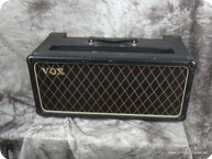 Vox AC 50 Top 1966 Black Tolex
