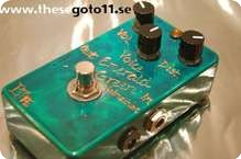 Bjf Emerald Green Distortion Machine 2014
