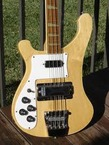 Rickenbacker 4001 Lefthanded Bass 1981 Mapleglo Finish
