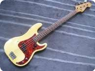Fender Precision Bass 2014 Blonde