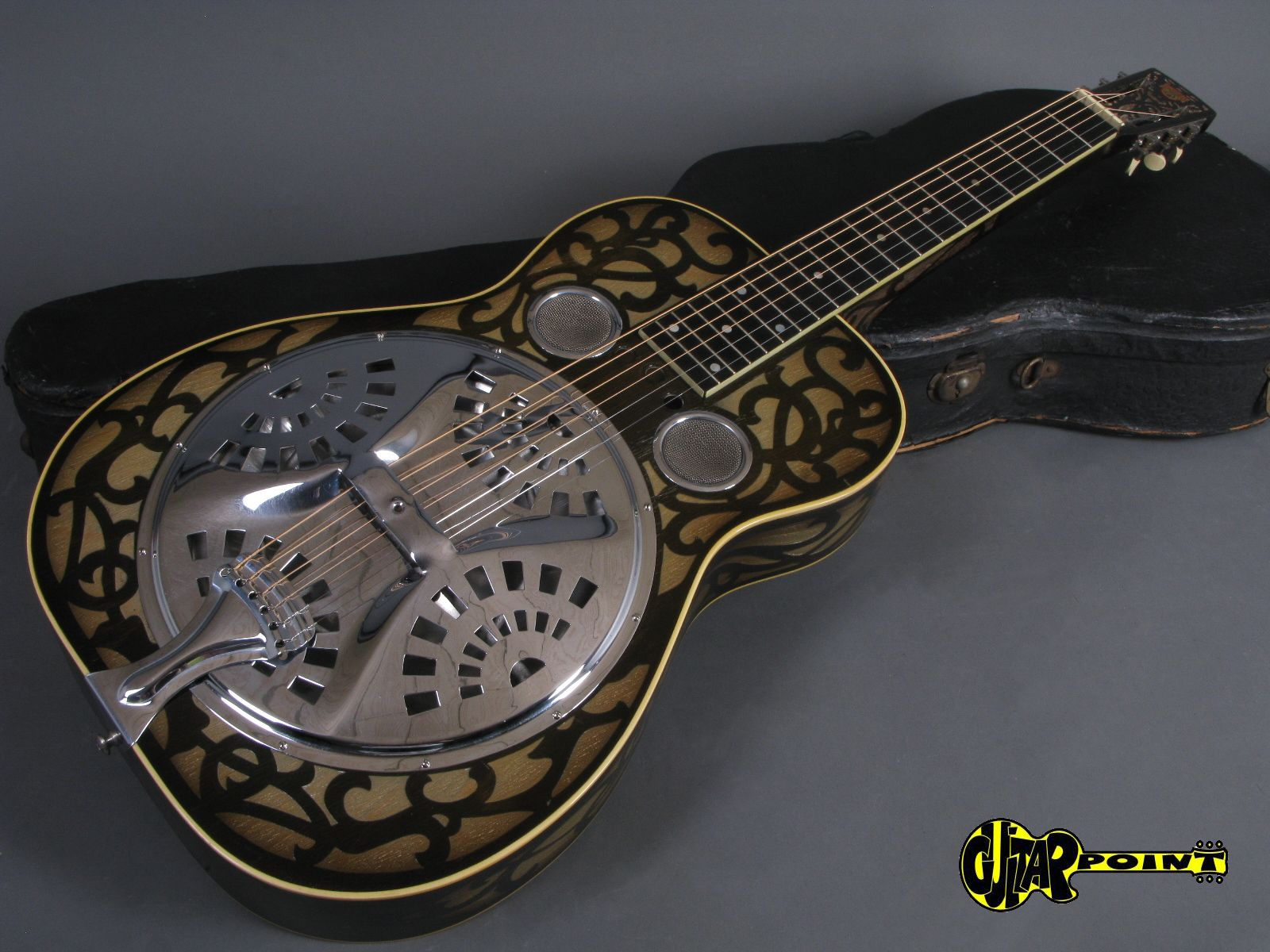 dobro model 65 1931 natural guitar for sale guitarpoint. Black Bedroom Furniture Sets. Home Design Ideas