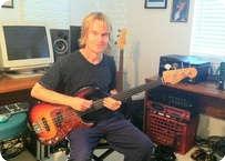 Fender 2000 Custom Shop Fretless Precision Bass 2000 Sunburst