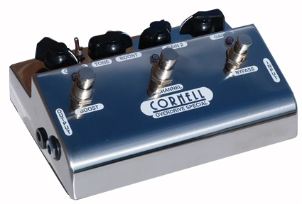 Cornell Overdrive Special 2016