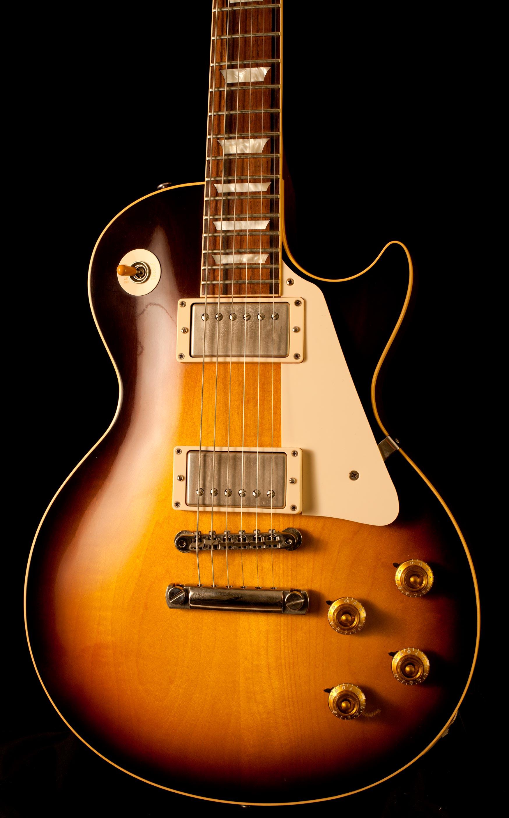 gibson les paul standard 1958 reissue 2014 faded tobacco guitar for sale gitarren total. Black Bedroom Furniture Sets. Home Design Ideas
