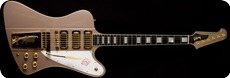 Gibson Electrics The Classic Firebird VII 1965 20th Anniversary 2014 Golden Mist