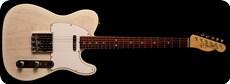 Fender Vintage 64 Telecaster Aged 2016 White Blonde