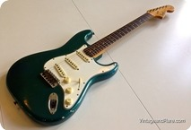 Fender Stratocaster Lake Placid Blue 1966 Lake Placid Blue