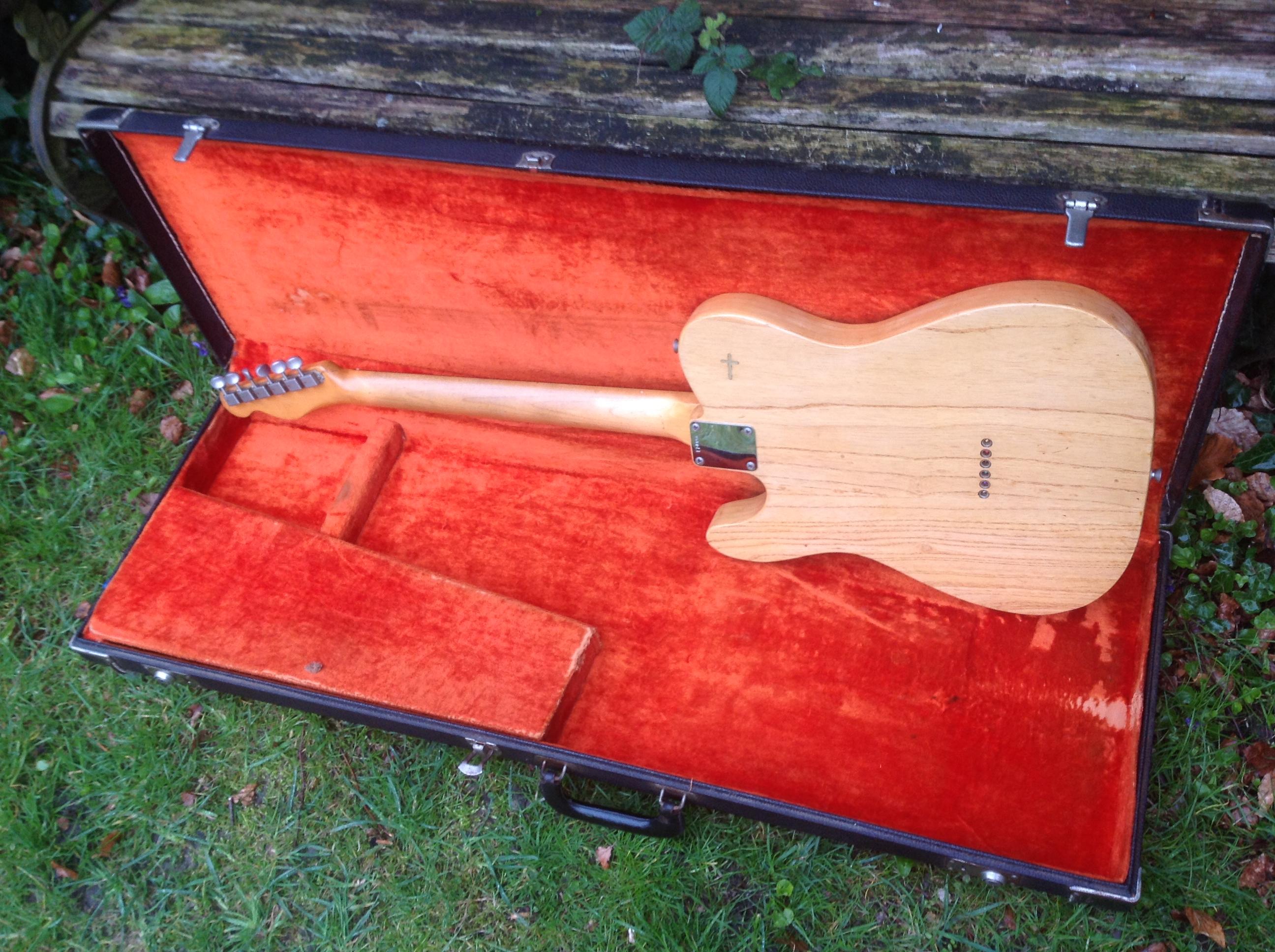 fender telecaster 1964 natural guitar for sale phils vintage guitars. Black Bedroom Furniture Sets. Home Design Ideas