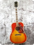 Gibson Hummingbird 1967 Cherry Burst