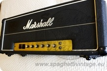 Marshall 2204 50 Watts Master Volume Vertical Inputs 1978