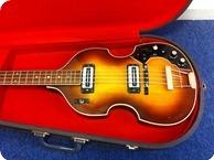Hfner Guitars 50001 Sunburst