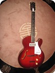 Harmony Rocket H53 1967 RED BURST