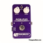Vahlbruch Effects Pion Plus 2014