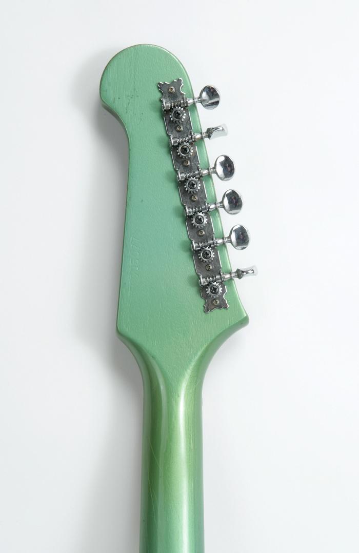 Green Firebird Guitar Green Gibson Firebird i