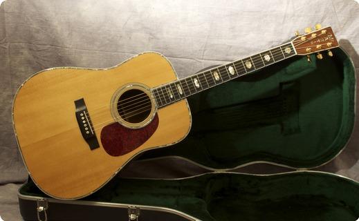 martin d45 1994 spruce guitar for sale andy baxter bass guitars ltd. Black Bedroom Furniture Sets. Home Design Ideas