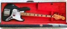 Fender Jazz Bass 1974 Black