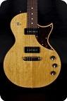 Schwarz Custom Guitars Challenger Korina 2014