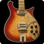 Rickenbacker 66012 Tom Petty Signature Sunburst